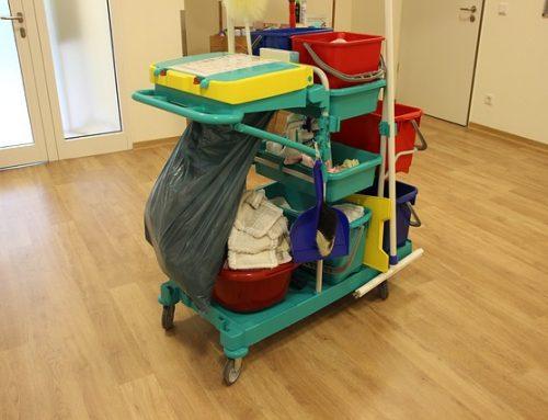 ¿Necesitas un servicio de limpieza para tu comunidad de vecinos?