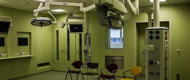 Limpieza especializada en hospitales