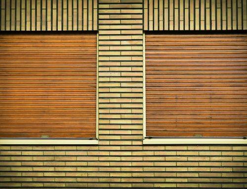 ¿Sabes cómo limpiar las persianas por fuera?
