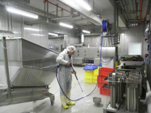 Limpieza y desinfeccio