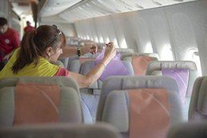 limpieza en aeronaves eligroup