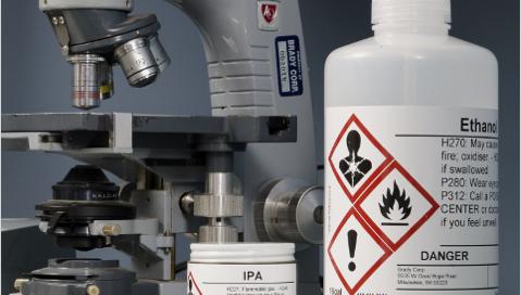 Reglamento sobre etiquetado de productos químicos