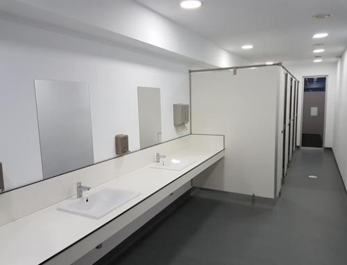 Tres puntos esenciales para la limpieza de los baños (II) La Solución
