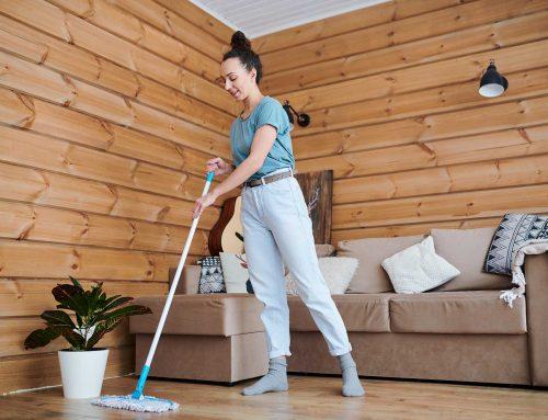 La Limpieza profesional doméstica, un sector mayoritariamente femenino.