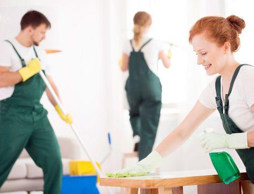 Las 5 claves para encontrar la empresa de limpieza perfecta