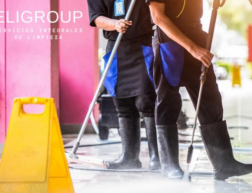 Los 6 fundamentos de la empresa de limpieza con clientes satisfechos